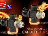 Novarossi: Nuovi carburatori per motori Off-Road