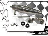 """Fioroni Modellismo - nuovo scarico e motore """"Option Power"""""""