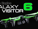 Nine Eagles quadricottero FPV Galaxy Visitor 6 - SCORPIO