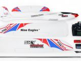 Nine Eagles Sky Climber - Aliante radiocomandato a motore