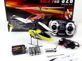 Nine Eagles: Elicottero elettrico 4ch Solo Pro 328 - Scorpio