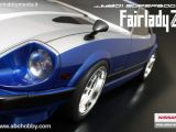 ABC Hobby Nissan Fairlady Z (S130) - Carrozzeria per automodelli 1/10