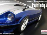 ABC Hobby Nissan Fairlady Z (S130) - Carrozzeria per automodelli 1/10