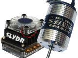 Novak - SLYDR Sistema Brushless per Drifting