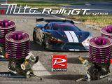 Novarossi: motori Mito Rally GT da 3,49 cc