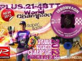 Novarossi: Motore Offroad Plus.21-4BTT World Champion