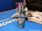Novarossi REX Engine - Micromotori per Elicotteri Radiocomandati - Elimodellismo