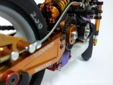 Nuova Faor SF701 Nitrobike: Moto radiocomandata 1/5