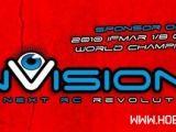 Nvision: nuovo brand di automodellismo off 1/8 - Mondiali IFMAR 2010: nuova giornata di prove