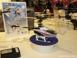 HIROBO SRB Quark SG Second Generation - Elicottero radiocomandato per volo acrobatico
