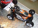 HPI Pulse 4.6 Buggy Premium RTR - Fiera del giocattolo di Norimberga