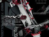 Max Speed Tecnology FXX-D: telaio da drift con trazione 2WD
