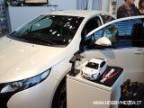 Opel Ampera: auto ecologica in scala 1/10 della Ansmann