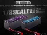 Pacchi batterie LiPo per modelli offroad 1/8 - Team Orion