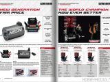 Scaricare gratis il Catalogo Orion 2012: Motori Brushless, a scoppio, etc.