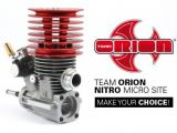 Motori a scoppio Team Orion - Nuovo Sito web