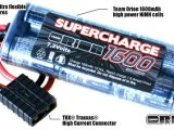 Orion Supercharge 1600 - Pacco batterie per Traxxas