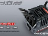 Regolatore di velocità ESC Orion Vortex R per Buggy, Truggy, Monster Truck, 1/8, 1/10, 1/12 on-road e off-road
