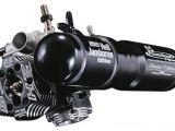 O.S. 55HZ Hyper Limited Edition - Motore nitro per elicotteri 3D