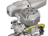 OS Engine GGT10: motore da 10cc per aeromodellismo