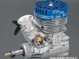 O.S. Engine 105HZ-R: Motore a scoppio per elicotteri R/C