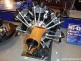 OS Engine FR7 420 Sirius 7 - Motore a stella per aeromodelli Big Scale - Shizuoka Hobby Show 2010