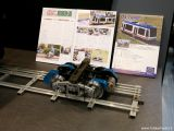 OS Engines - OS Tram - New ridable electric Tram - Modellismo ferroviario in scala gigante da esterno