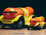 """Oscar Mayer """"Mini Wiener Rover"""": il nuovo automodello radiocomandato per gli amanti degli hot dog!"""