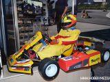 OSKART: Go Kart con motore a 2 tempi in scala 1/2