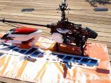 Outrage Velocity 90 - Elicottero per volo acrobatico 3D