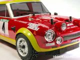 FIAT 124 ABARTH Waterproof: The Rally Legends - Italtrading