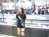 Kyosho Mini Z Girls - Giapponesine alla fiera di Tokyo!