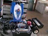 Blog Modellismo: Tyrrell P34 - Formula 1 RC a 6 ruote