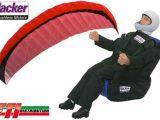 Parapendio radiocomandato: Paraglider Hacker - FlightTech