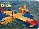 ParkPilots Canadair CL 415 Combo - Jonathan Modellismo