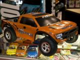 Parma Ford Raptor F150 SVT - Carrozzeria per automodelli