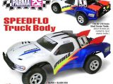 Carrozzeria per Short Course Truck PARMA Speedflo SC