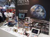I mini Droni della Parrot al Tokyo Hobby Show 2014
