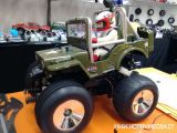 Option N1: parti opzionali per Tamiya Wild Willy