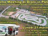 Yuneec: Il primo meeting di droni in Puglia