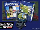 Simulatore di volo - Phoenix RC Simulator JR Plug V2.0N
