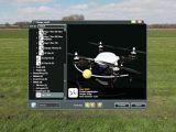 GAUI 330X Quad Flyer: Simulatore di volo Phoenix R/C
