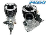Picco Boost 3TS Engine - Motore a scoppio 3 porte da 3,5cc per buggy in scala 1/8