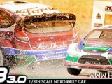 Video WR8 3.0 Ford Abu Dhabi Castrol Fiesta WRC 2011