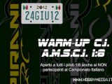 Warm-Up Campionato Italiano AMSCI 2012 1/8 Pista