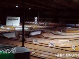 Video della costruzione di una pista offroad in time lapse