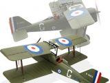 Parkzone SE5a: Biplano Inglese della prima guerra mondiale