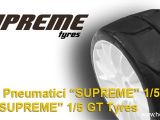 PMT SUPREME - Nuove gomme per automodelli 1/5 GT