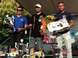 Daniele Ielasi ha vinto la terza prova del Campionato Italiano Pista 1/8 AMSCI 2013