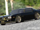 HPI: Carrozzeria 1978 Pontiac Firebird per touring car 1/10